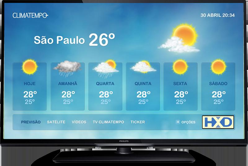 Climatempo Tela 01