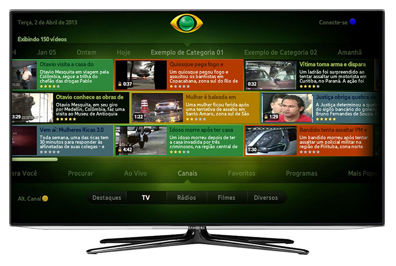 TV Bandeirantes Screen 2