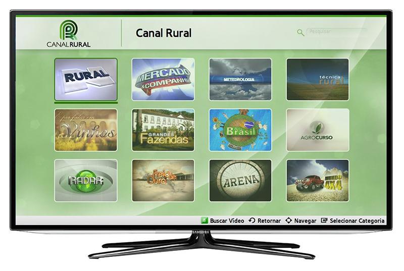 TV Canal Rural Screen 1